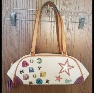 Dooney and Bourke 90s Leather Purse